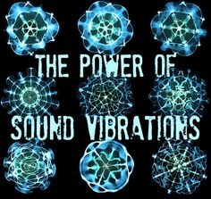 Seeing Sound: The Magic of Cymatics – Youniverseinyou